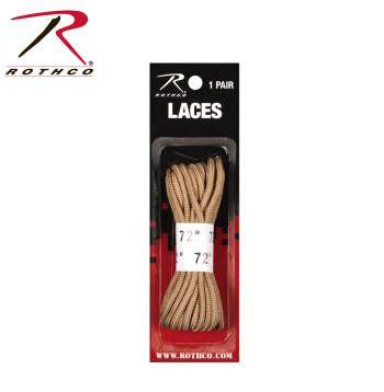 "72"" Boot Laces - Delta Survivalist"