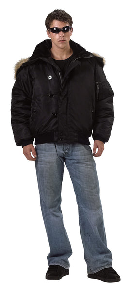 N-2B Flight Jacket - Delta Survivalist