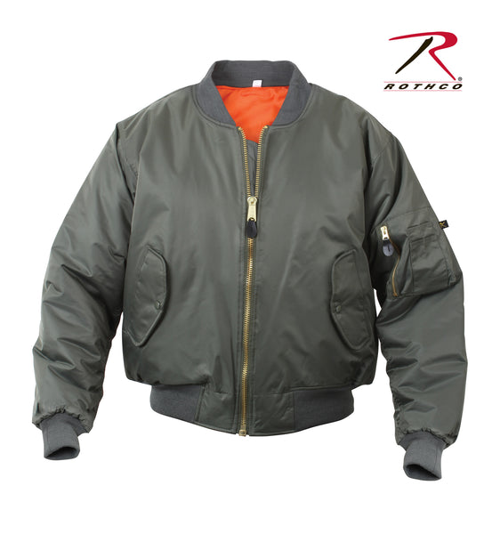 MA-1 Flight Jackets - Delta Survivalist