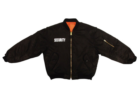 MA-1 Flight Jacket / Security - Delta Survivalist