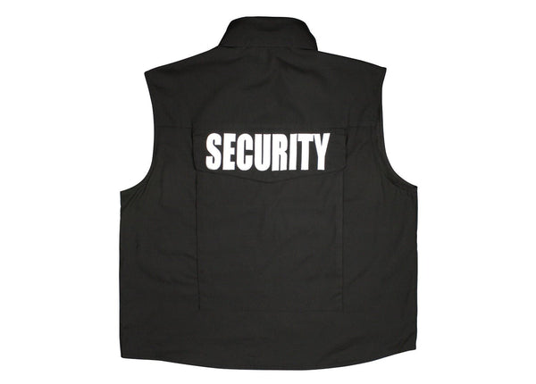 Security Ranger Vest - Delta Survivalist