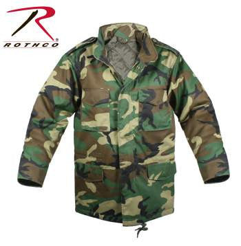 Kid's M-65 Field Jacket - Delta Survivalist