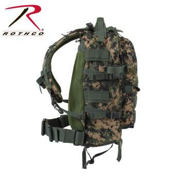 Large Camo Transport Pack - Delta Survivalist