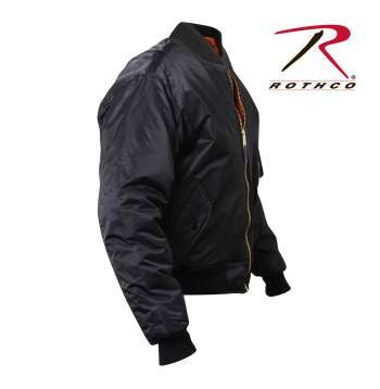 Concealed Carry MA-1 Flight Jacket - Delta Survivalist