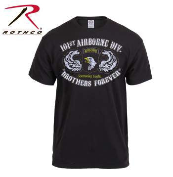 Distressed 101st Airborne Division T-Shirt
