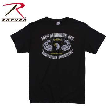 Distressed 101st Airborne Division T-Shirt - Delta Survivalist