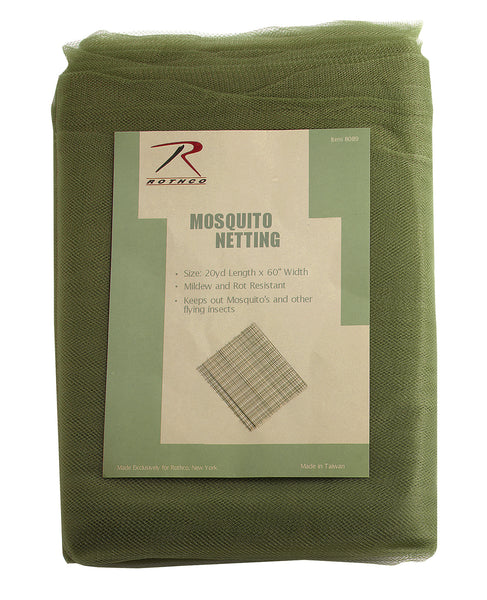 G.I. Type Mosquito Netting - Delta Survivalist