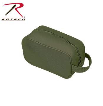 Canvas Travel Kit Bag - Delta Survivalist