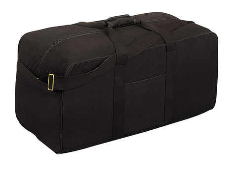 Canvas Assault Cargo Bag - Delta Survivalist