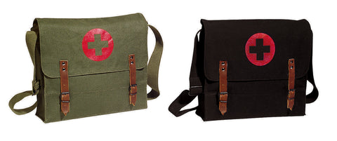 Canvas Nato Medic Bag - Delta Survivalist