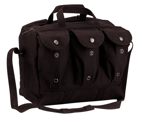 Canvas Medical Equipment Bag - Delta Survivalist