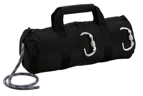 Black Stealth Rappelling Bag - Delta Survivalist