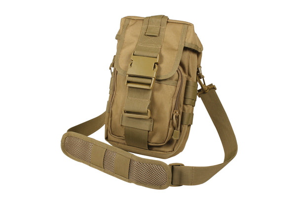 Flexipack MOLLE Tactical Shoulder Bag - Delta Survivalist