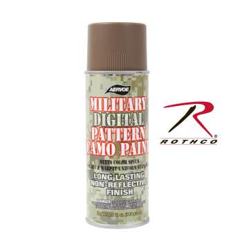 Camouflage Spray Paint - Delta Survivalist