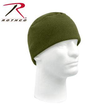 Polar Fleece Watch Cap - Delta Survivalist