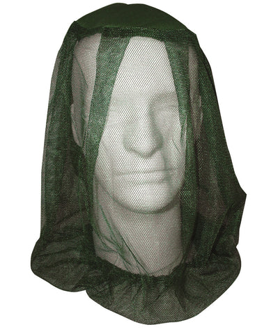 Pocket Mosquito Head Net - Delta Survivalist
