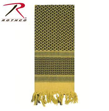 Shemagh Tactical Desert Scarf - Delta Survivalist