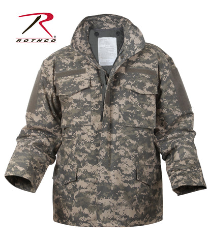 A.C.U. Digital Camo M-65 Field Jacket - Delta Survivalist