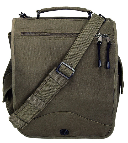 Canvas M-51 Engineers Field Bag - Delta Survivalist