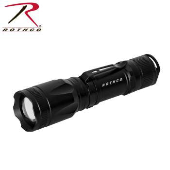 10-Watt Cree Flashlight