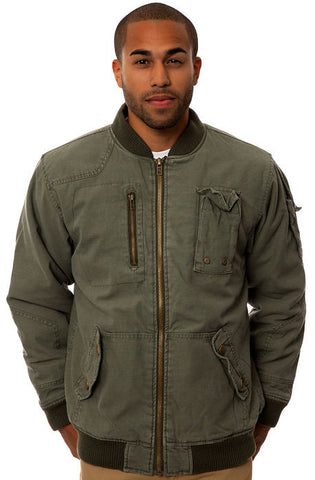 CWU-99E Enhanced Vintage Flight Jacket - Delta Survivalist
