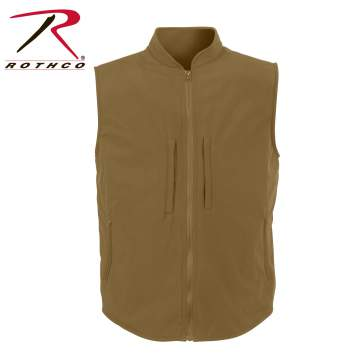 Concealed Carry Soft Shell Vest - Delta Survivalist