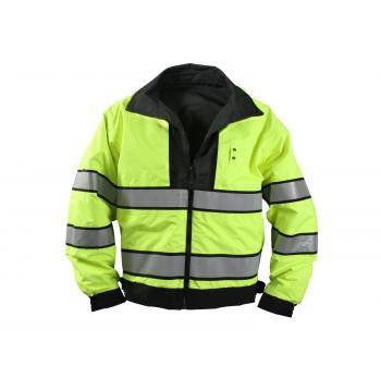 Reversible Hi-visibility Uniform Jacket - Delta Survivalist