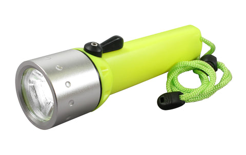 Diving Flashlight - Delta Survivalist