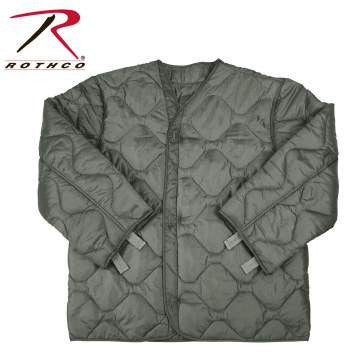 M-65 Field Jacket Liner - Delta Survivalist