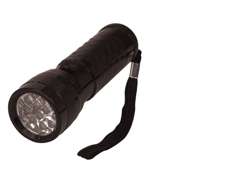 12 Bulb LED Flashlight - Delta Survivalist