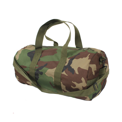 "19"" Camo Shoulder Bag - Delta Survivalist"