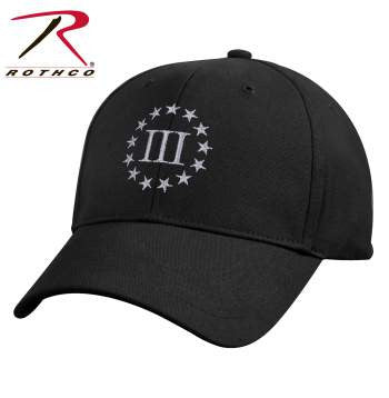3% Deluxe Low Profile Cap - Delta Survivalist