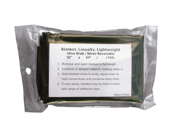Gi Lightweight Survival Blanket