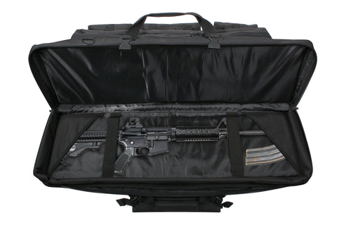 "36"" Black Tactical Rifle Case - Delta Survivalist"