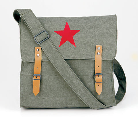 Canvas Classic Bag w/ Medic Star - Delta Survivalist