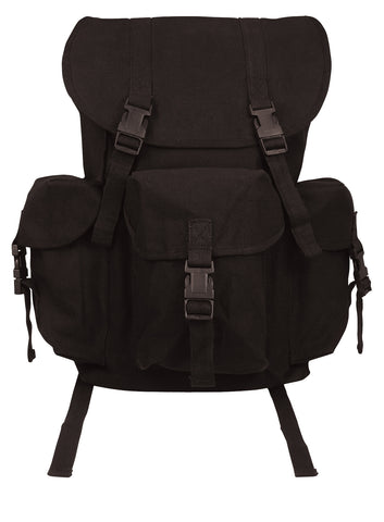 Canvas Outfitter Backpack - Delta Survivalist