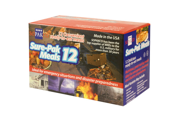 Sure Pak Complete Meals (12/case)