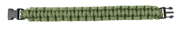 Solid Color Paracord Bracelet - Delta Survivalist