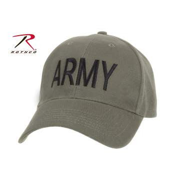 Army Supreme Low Profile Cap - Delta Survivalist