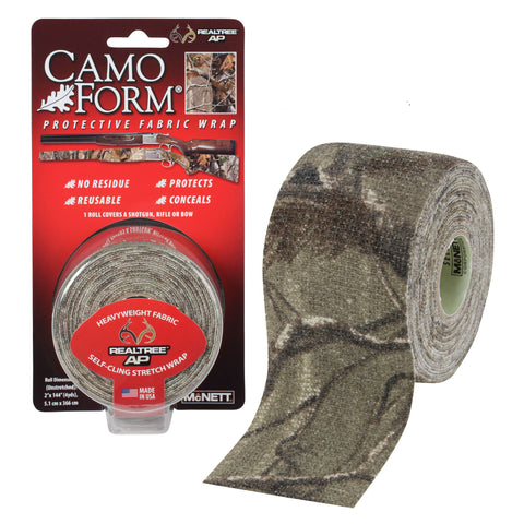 McNett Camo Form - Self Cling Camo Wrap - Delta Survivalist