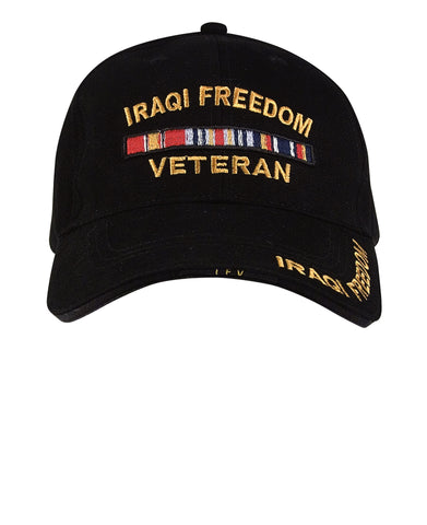 Deluxe Iraqi Freedom Low Profile Cap - Delta Survivalist