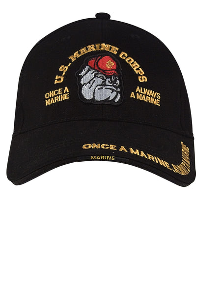 Deluxe Marine Bulldog Low Profile Cap - Delta Survivalist