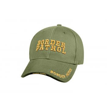 Deluxe Border Patrol Low Profile Cap - Delta Survivalist