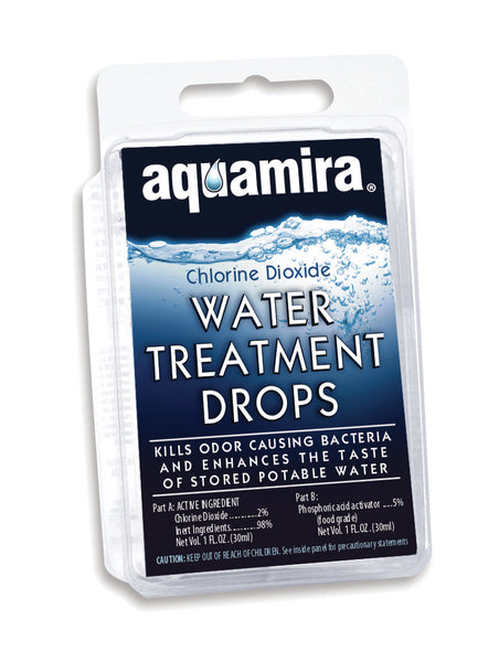 Aquamira Water Treatment Kit - Delta Survivalist