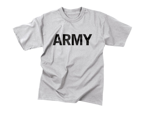 Army Moisture Wicking P/T T-Shirt - Delta Survivalist