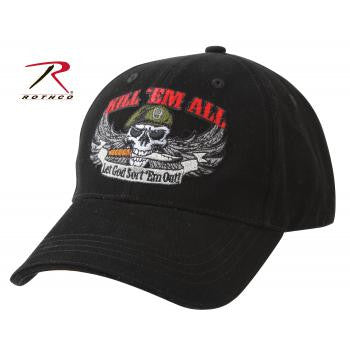 Deluxe Kill 'Em All Low Profile Cap