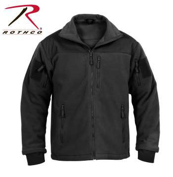 Spec Ops Tactical Fleece Jacket - Delta Survivalist