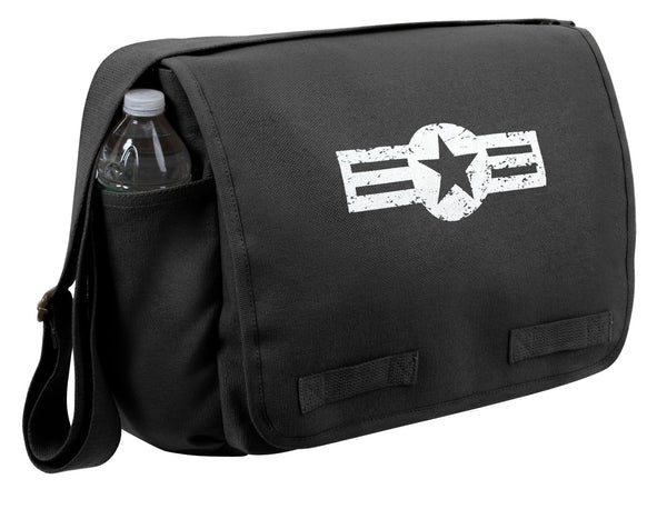Air CorpHeavyweight Messenger Bag - Delta Survivalist