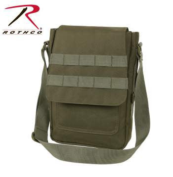 MOLLE Tactical Tech Bag - Delta Survivalist