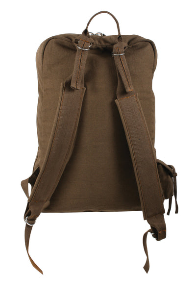 Vintage Canvas Flight Bag - Delta Survivalist